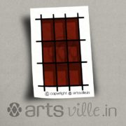 online-painting-in-india-shadows-in-grid-P000011PPA432