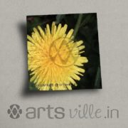 online-art-print-india-artsville-yellow-flower-P033PS