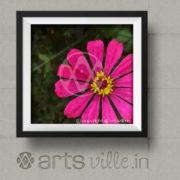 Online-paintings-india-artsville-Pink-Flower-Art-P039PCS