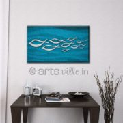 artsville.in-abstract-online-art-india-Schooloing-Fish-P042CLa
