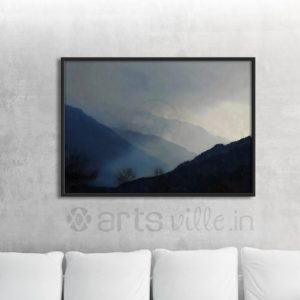 mountain wall art, printable art, instant download art, wanderlust